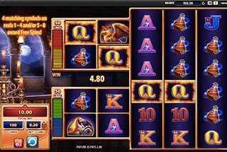 Fire Queen Game Slot