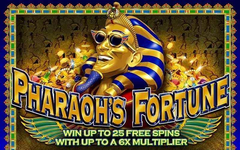 Pharaohs Fortune Slot Review