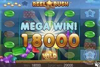 Reel Rush Slot Game