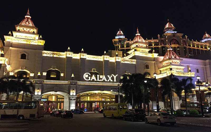 Galaxy Macau Winner IGA 2017