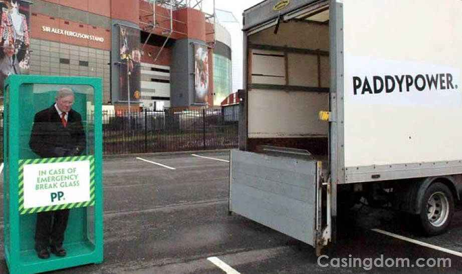 PaddyPower Truck