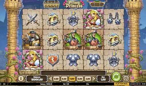 Prissy Princes Slot Online