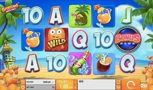 Spinions Slot Online