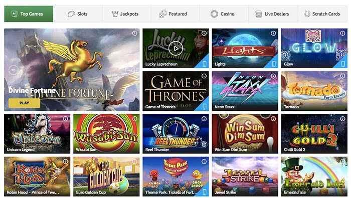 Gamblio Casino Online
