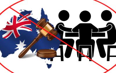 Australia Online Gambling Ban!