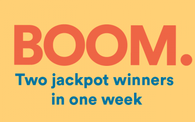 Online Casino Glitch? 2 Jackpot Winners in 1 Week!