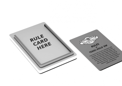 rule card holder