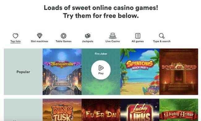 Casumo Casino Canada
